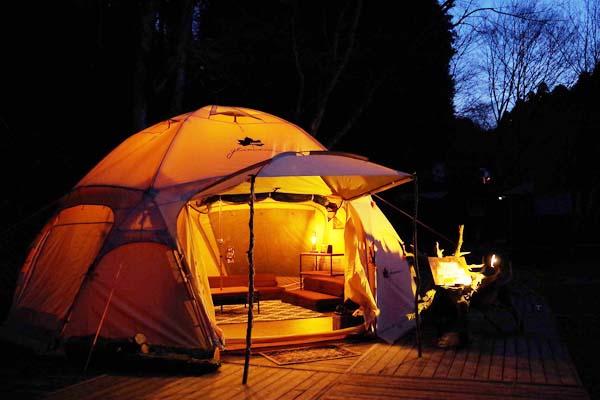 キャンプ ボスコ BOSCO 料金表